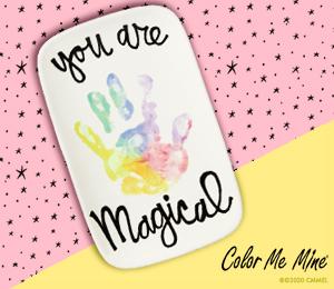 South Miami Rainbow Hand-print