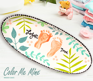 South Miami Tropical Baby Tray