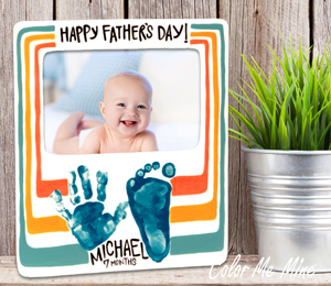 South Miami Father's Day Frame