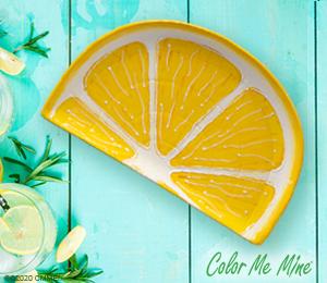 South Miami Lemon Wedge