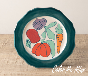South Miami Produce Plate
