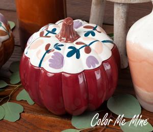 South Miami Fall Pumpkin Box