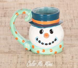 South Miami Snowman Mug