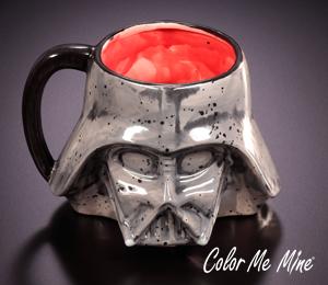 South Miami Darth Vader Mug