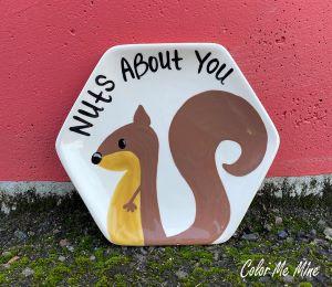 South Miami Squirrel Plate