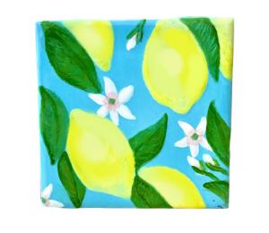 South Miami Lemon Square Tile